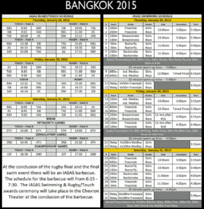 ISB_Schedules